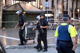 Vés a: Estat Islàmic reivindica l'atemptat de Barcelona
