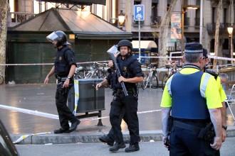 Vés a: MINUT A MINUT Atemptat terrorista a Barcelona