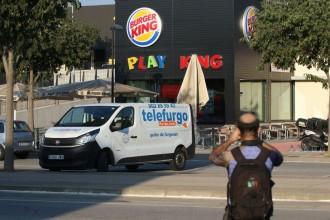 Vés a: Els terroristes volien fer explotar la furgoneta al centre de Barcelona