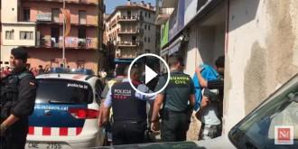 Vés a: VÍDEO Tres detinguts a Ripoll per l'atemptat a Barcelona