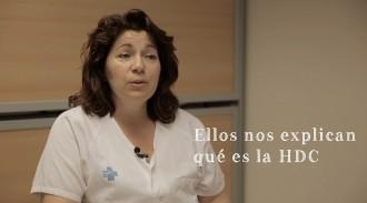 Estrenen a Sort el documental «La vida segueix amb HDC»