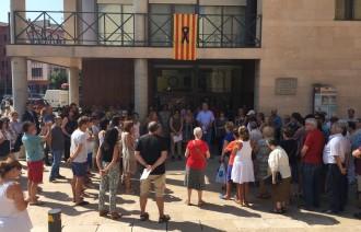 El Pallars condemna els atemptats terroristes d'aquest dijous a Catalunya