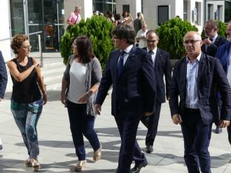 Vés a: Puigdemont a Cambrils: «La millor resposta és la conquesta de la normalitat»