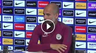 Vés a: VÍDEO Guardiola: «La ciutat i el país s'aixecaran i tiraran endavant»