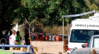 Vés a: Fins a 105 bombones de butà i restes de peròxid de cetona localitzades al xalet ensorrat per l'explosió a Alcanar