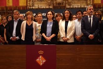 Vés a: Colau veu «impossible» omplir Barcelona de barreres per prevenir atemptats