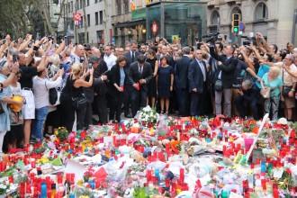Vés a: «No tinc por»: una gran manifestació recorrerà Barcelona contra el terrorisme