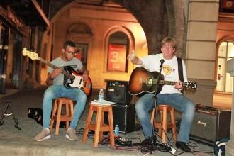 Falcon & Firkin fan un concert especial per la Tasketa de la Núria