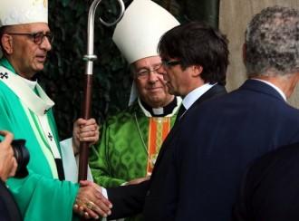 Vés a: El sector progressista i catalanista de l'Església critica el discurs d'Omella