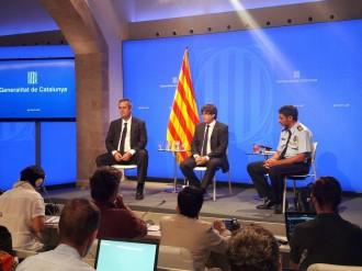 Vés a: Els terroristes preparaven diversos atemptats amb explosius a Barcelona