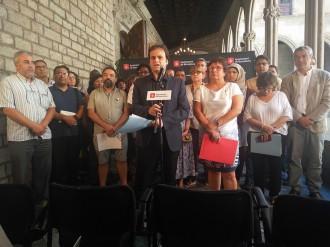 Vés a: L'Ajuntament de Barcelona adverteix que els discursos d'odi són «còmplices» del terrorisme