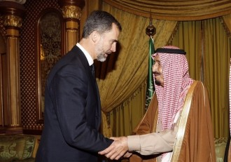 Vés a: Joc de reis, negocis i guerra al desert: les relacions entre Espanya i l'Aràbia Saudita