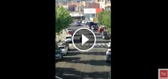 Vés a: VÍDEO Els Mossos confirmen que els cossos desplegats a Sant Sadurní fan comprovacions