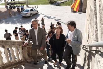 Vés a: Generalitat i Ajuntament de Ripoll es reuneixen per començar a «tancar ferides» al municipi