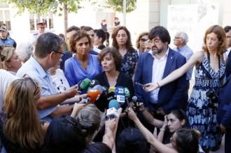 Vés a: Santamaría refreda l'entrada dels Mossos a l'Europol: «Tenen les seves pròpies normes»
