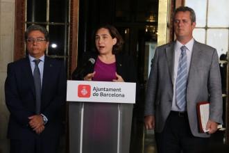 Vés a: Barcelona multiplicarà la presència policial i barreres mòbils en punts sensibles