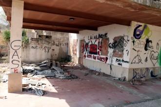 Vés a: Els terroristes es van reunir en un restaurant abandonat de Riudecanyes