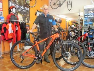 Bicicletes Farràs, 30 anys amb les dues rodes