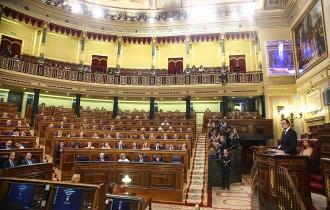 Vés a: El Congrés rebutja l'estratègia de Rajoy a Catalunya