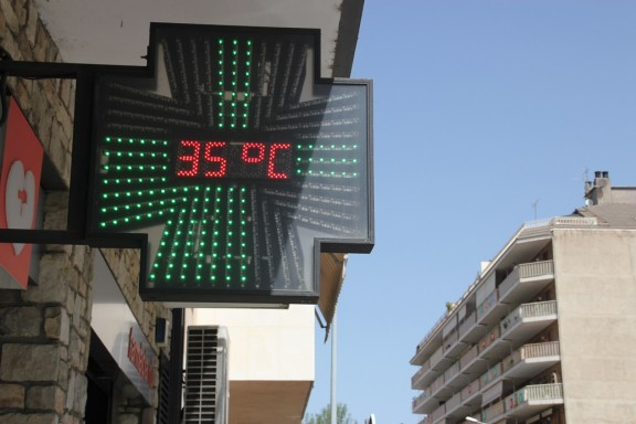 Vés a: La calor extrema incrementa el risc d'accident laboral un 9% a l'Estat