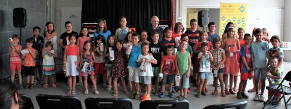 La UBIC lliura els premis de l'Estrany a l'Aparador
