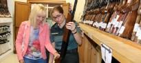 La Guàrdia Civil de Lleida subhasta 268 armes amb preus de sortida de 6.000 euros