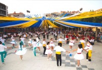 Vés a: Comencen de nou els cursets per ballar sardanes a Solsona