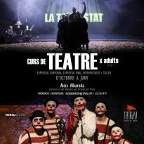 Un curs per a adults, principal novetat del Tatrau Curs de teatre