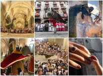 A votació les fotos seleccionades del 5è Concurs de la Festa Major de Solsona a Instagram
