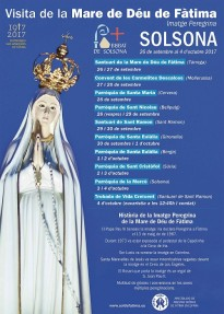 Vés a: S'inaugura la restauració del finestral romànic del campanar de la Catedral de Solsona