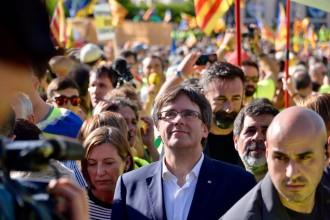 Vés a: Maza torna a amenaçar amb la detenció de Puigdemont
