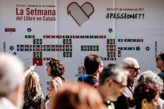 Vés a: La Setmana del Llibre en Català 2017 factura un 13,56% més que l'any passat