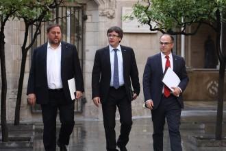 Vés a: El TSJC titlla d'«abús de dret» la recusació presentada per Puigdemont i Turull en la causa de l'1-O