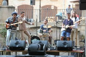 Els sabadellencs Wild Goats guanyen el 7è Concurs de Músics al carrer