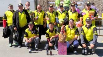 El Club de Bitlles Olius s'imposa als tornejos de setembre
