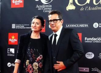 L'actriu Silvia Abril es posiciona sobre el referèndum