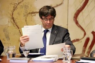 Vés a: Turull dona per inaugurada la «nova temporada» de l'«operació Catalunya» amb els escorcolls a Girona