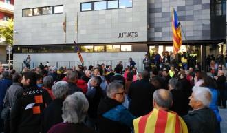 Crida a la mobilització en suport als alcaldes pallaresos citats a declarar