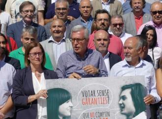 Vés a: Clam socialista contra el referèndum: «No estem acollonits, som sòlids en les nostres conviccions»
