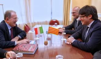 Vés a: Romano Prodi demana diàleg entre Puigdemont i Rajoy