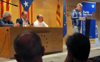 Vés a: El PDECat es mostra ferm al Berguedà contra «l'estat de setge» declarat pel govern espanyol