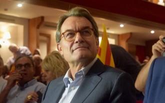 Vés a: Artur Mas: «Han convertit l'estat de dret en un estat de setge contra Catalunya»