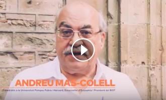 Vés a: Mas-Colell protagonitza la campanya dels liberals pel «sí» a la independència