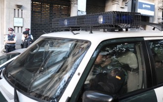 Vés a: La Guàrdia Civil deté els tres homes forts d'Economia