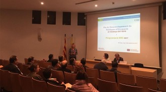 El SOC beneficia més de 500 persones al Pirineu durant el 2017
