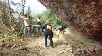 Comencen les excavacions arqueològiques a la Pobla de Segur