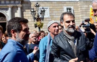 Vés a: ANC i Òmnium faran 300 actes i una «encartellada massiva» en la Marató per la Democràcia
