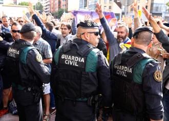 Vés a: L'actuació de la Guàrdia Civil: 15 detinguts, 7 investigats i 41 escorcolls