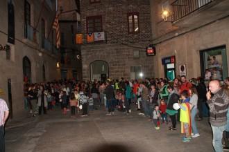 Més de 200 persones han participat a la cassolada de Solsona