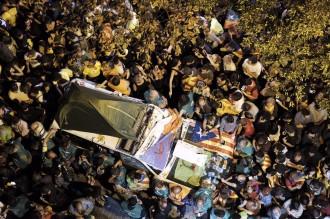Vés a: PERFIL Ismael Moreno, l'expolicia franquista que investigarà la «sedició» dels manifestants de l'1-O